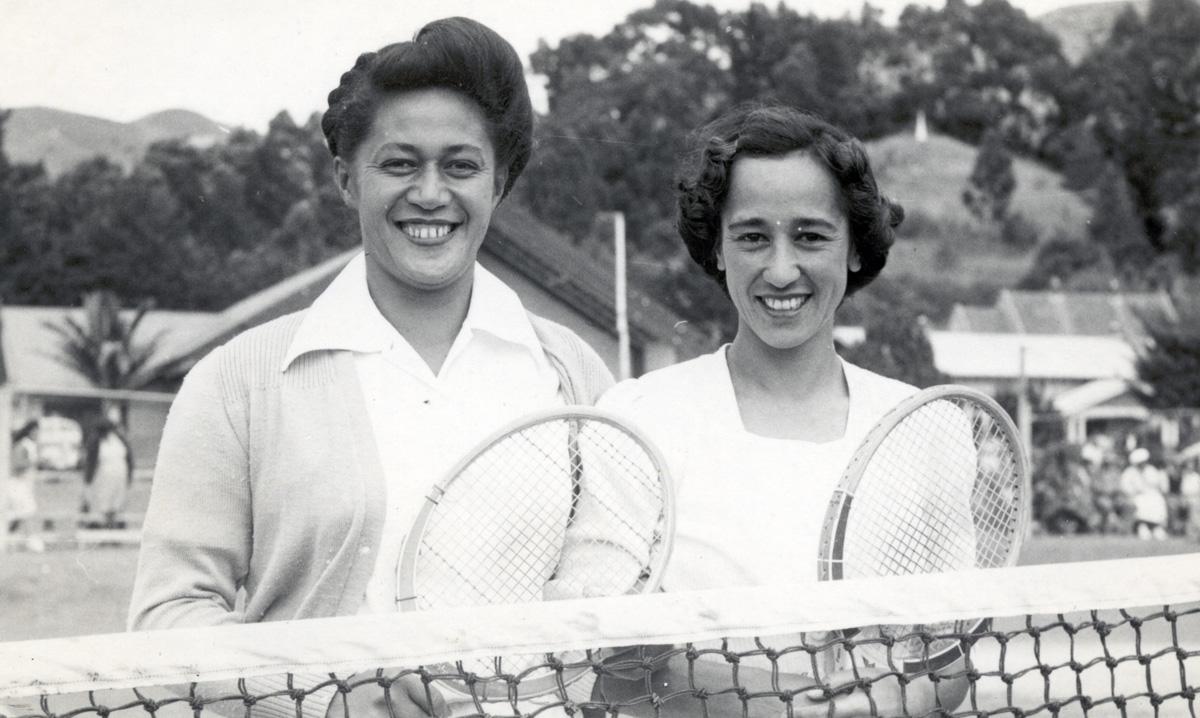 NZMLTA Poho-o-Rawiri - Lettie & Lorna