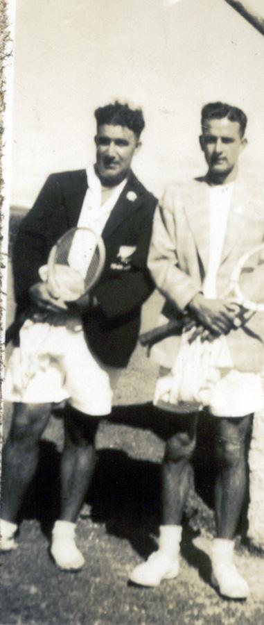 1951 Peter Smith & Bill Keys