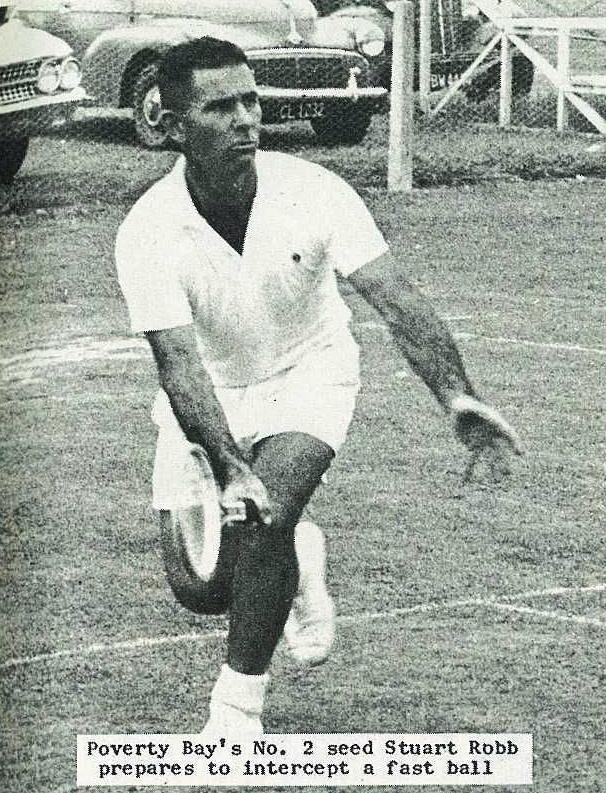 Stu Robb (Rongowhakaata)