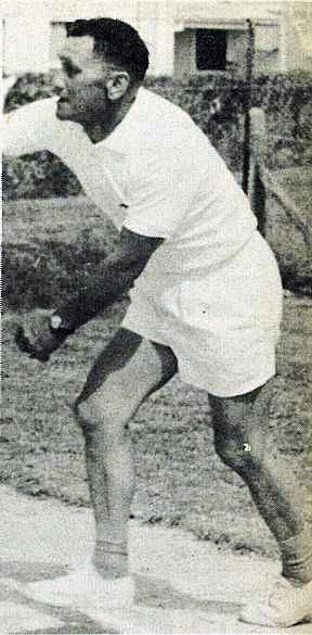 Titirangi Tennis Club Gisborne - Digger Ruru