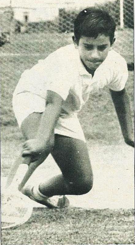 Titirangi Tennis Club Gisborne - Joe Harvey