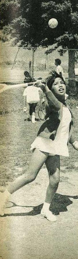 Titirangi Tennis Club Gisborne - Rita Turia