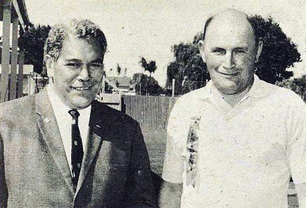 NZMLTA Gisborne - George Marsden PBMLTA & Ted Maurice NZMLTA