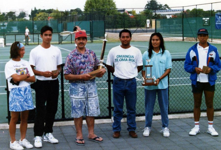 Open finalists
