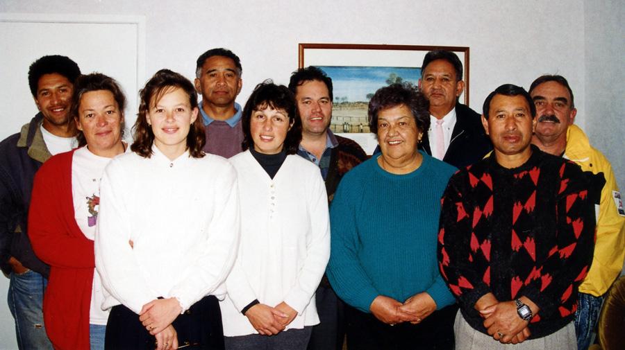 AMTA Executive committee