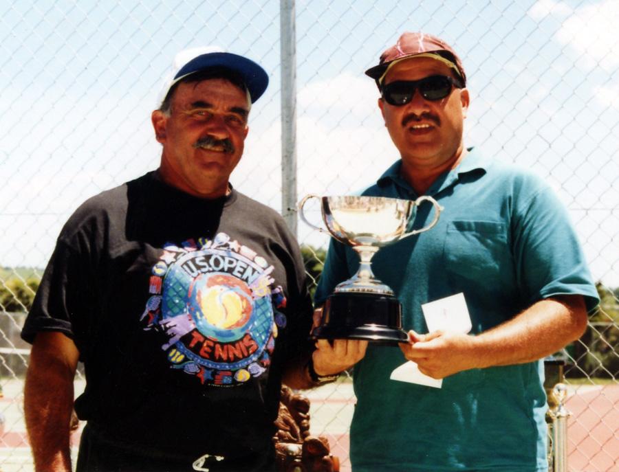Dick Garratt & Barry Smith