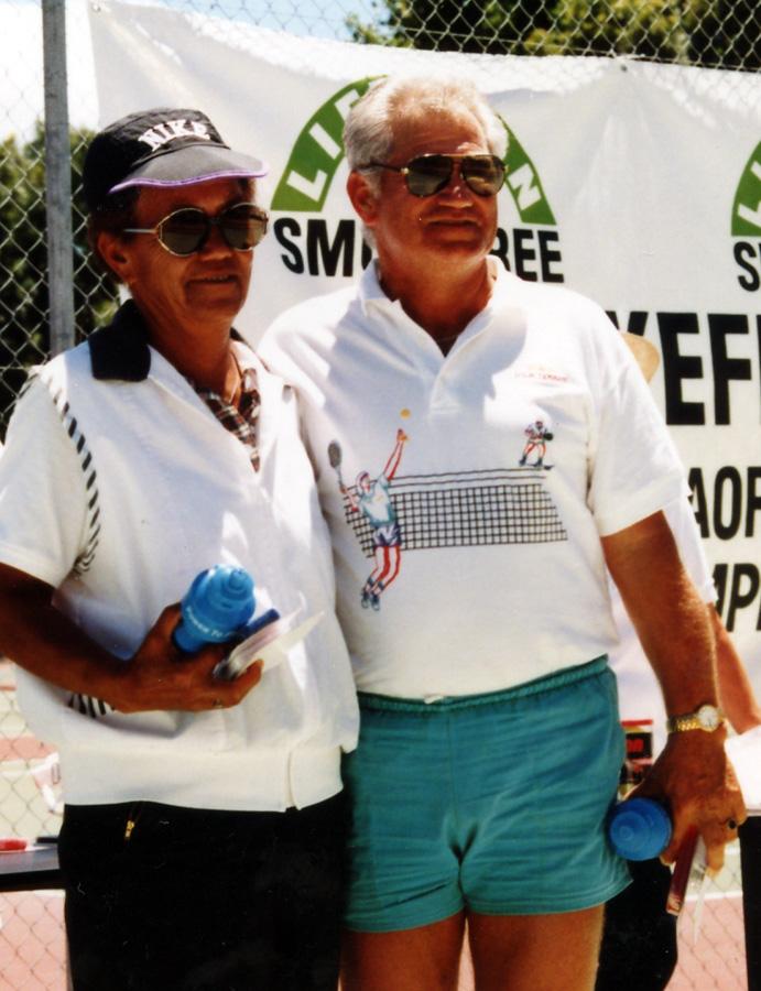 Mere Clark & Joe Tamati