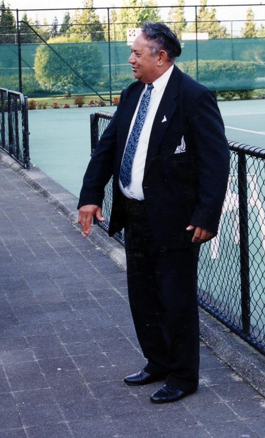 Kaumatua Ted Hetaraka - Poroporoaki