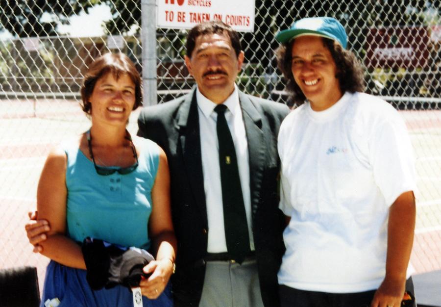 Yvette Douglas, Frankie Dennis, Tireni Douglas