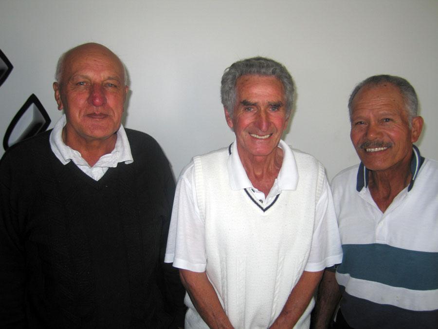2006 Tamati Reedy, Mose Harvey, Bob Graham