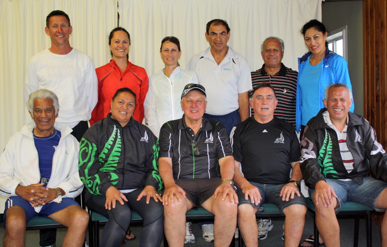 AMTA Hamilton - Kaumatua, Life members and Executive committee