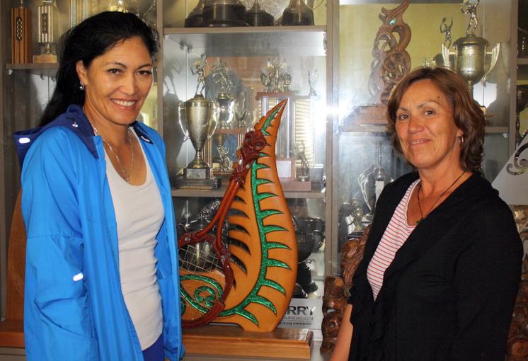 AMTA Hamilton - Tia Ormsby & Wendy Hiha