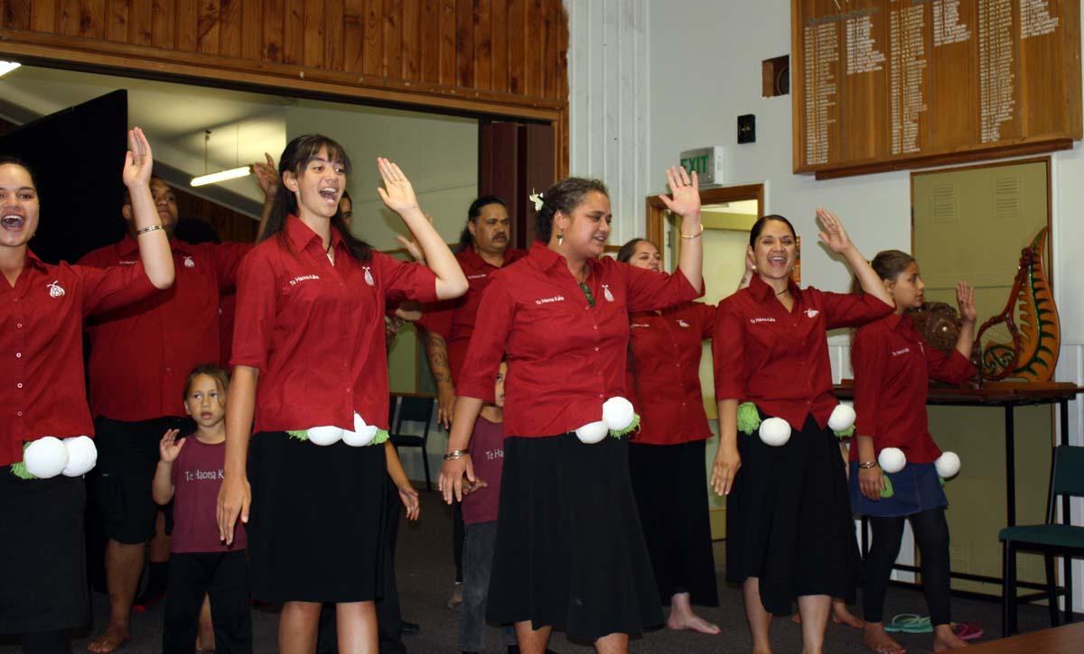 AMTA Hamilton - Kanohi Kitea Trust Cultural Group