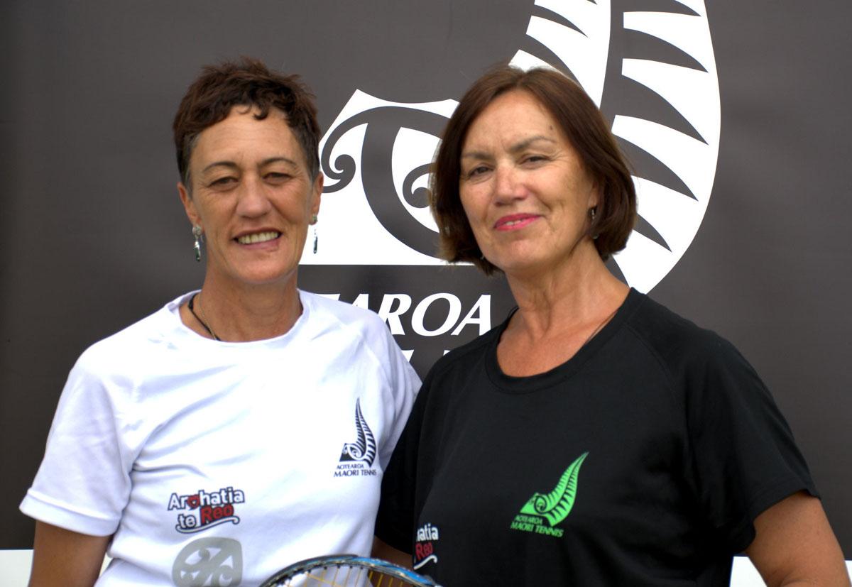 50-59 WS Leona Davis-Kaye (Winner), Wendy Hiha