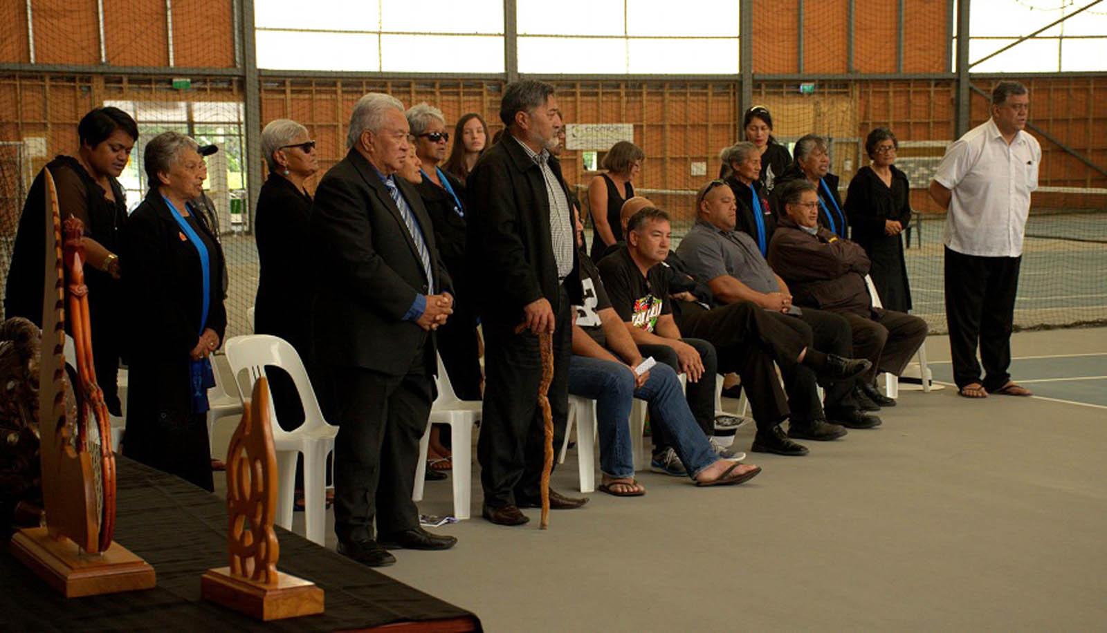 2016 AMTA Kahu Ariki & Tainui Waikato members