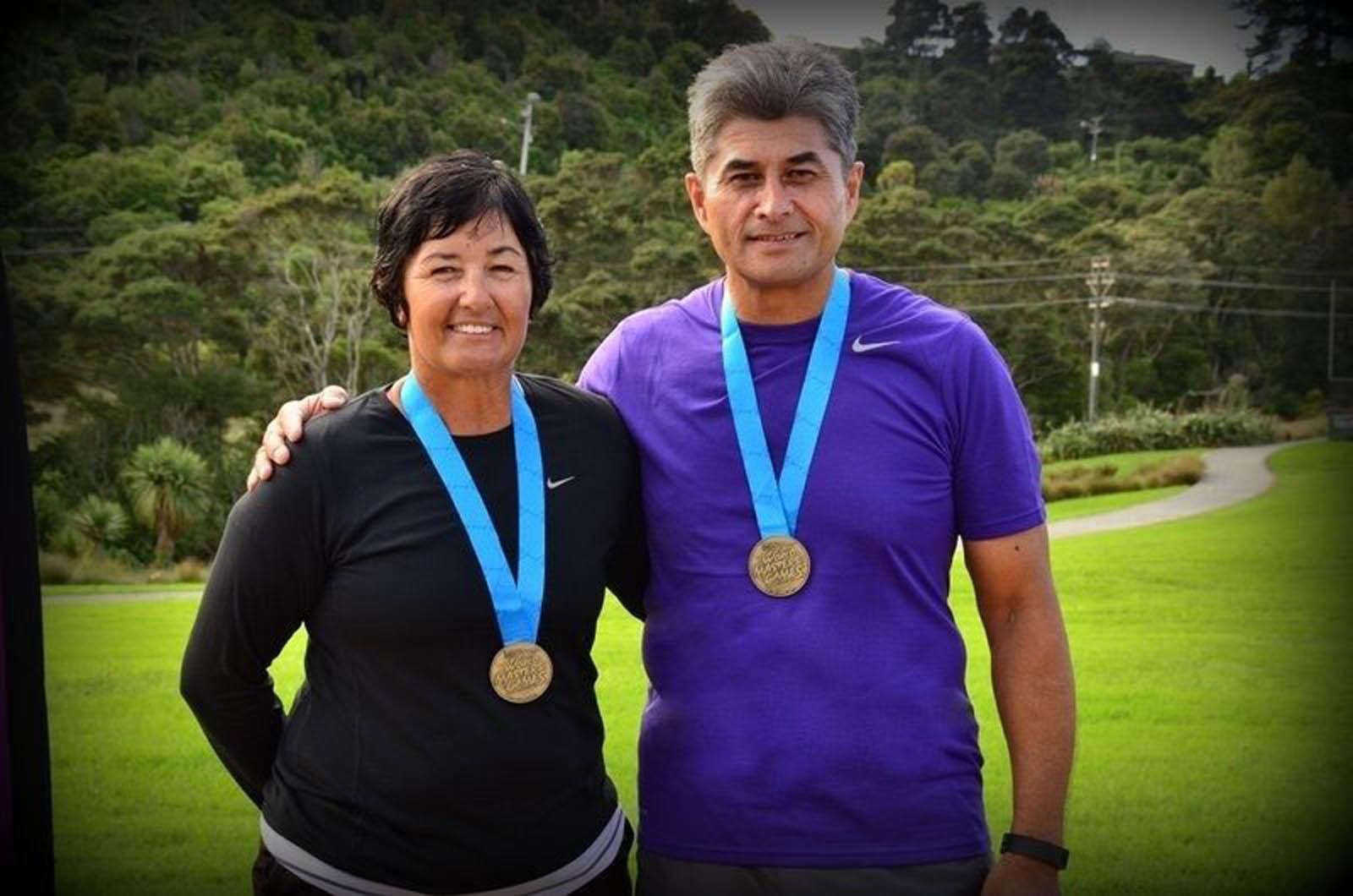 Jane GELDARD & Kaipara SOLOMON – GOLD 50+ A MxDoubles