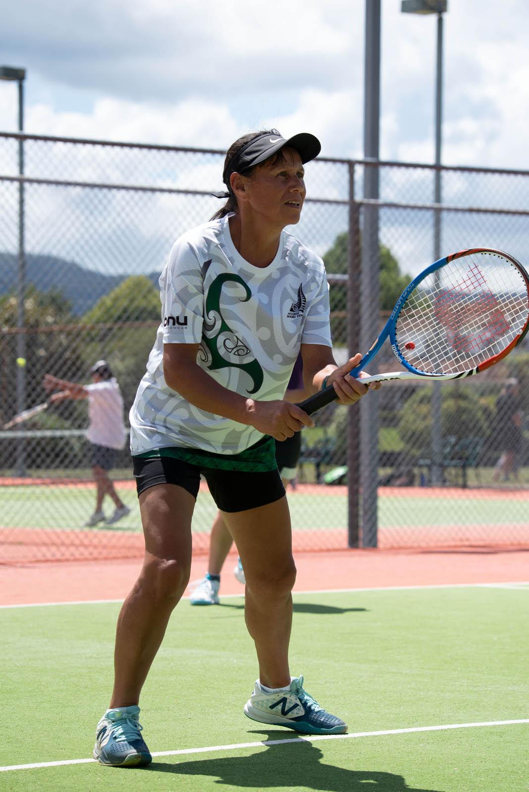 Integration QA 60-69 Womens Singles Winner Carol Thorpe