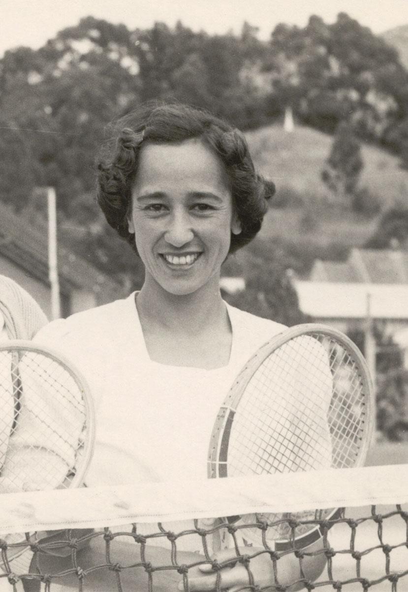 Lettie Karauti Lorna Ngata 1950 WSingles