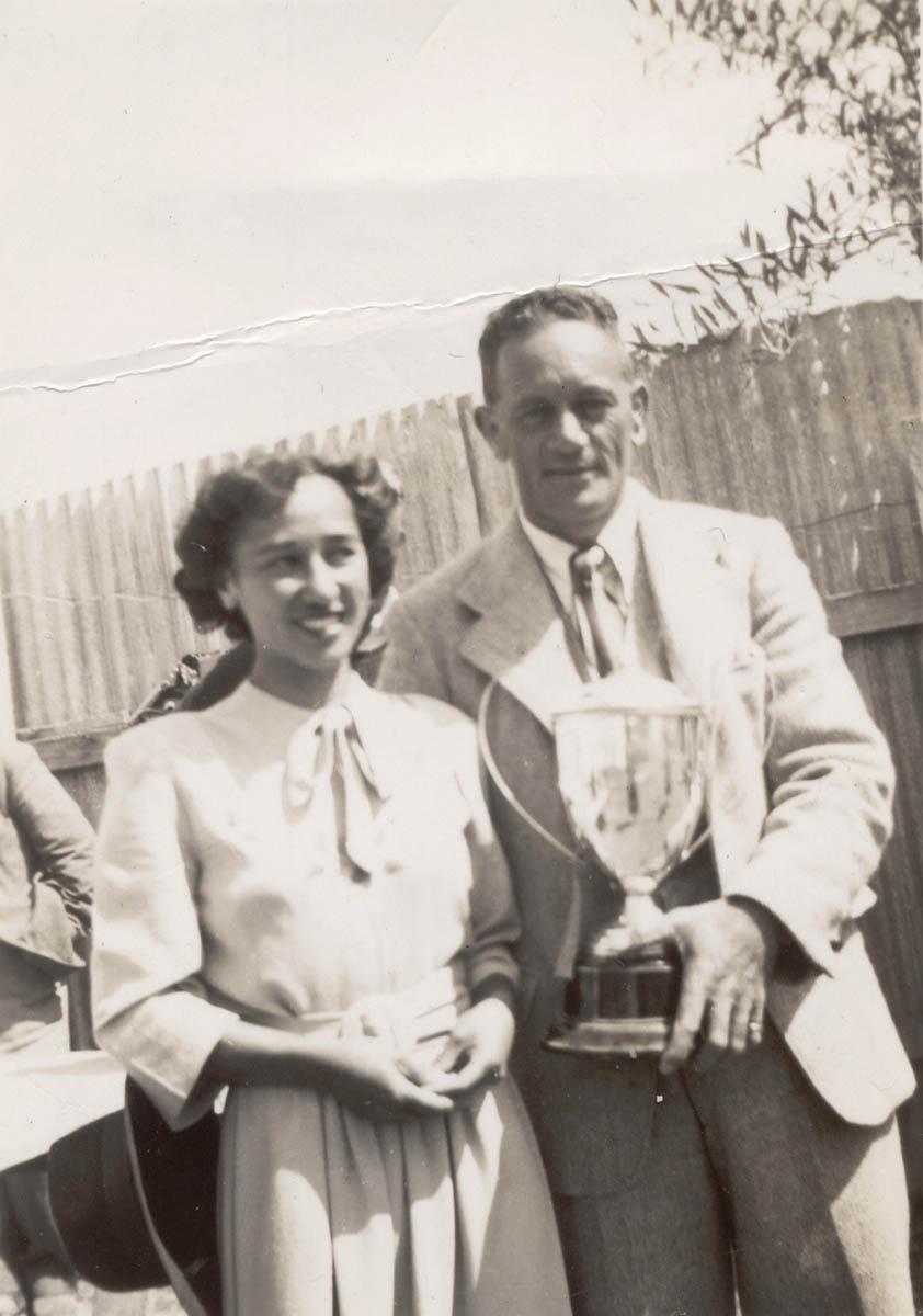 Lorna Ngata & Peter Kaua Takitimu Horouta V Mataatua