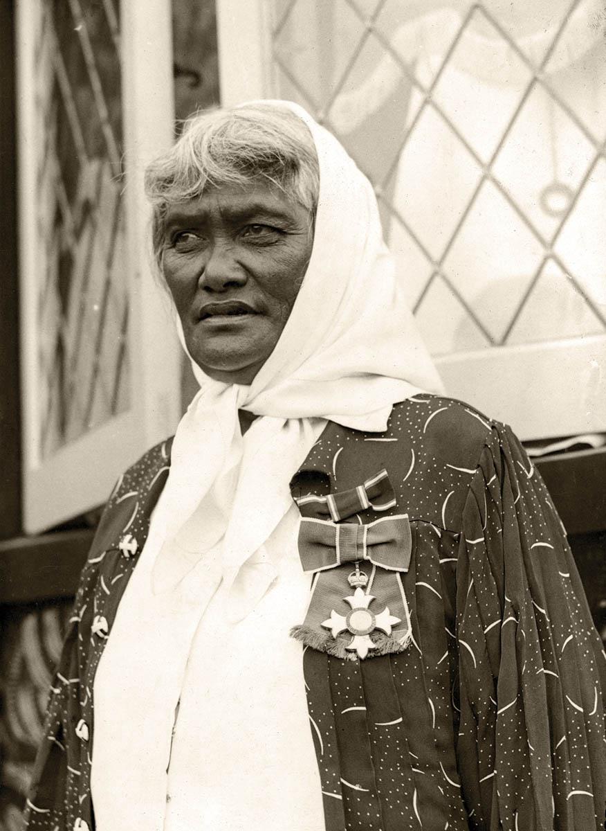 Princess Te Kirihaehae Te Puea Herangi CBE