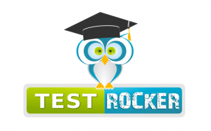 test rocker logo