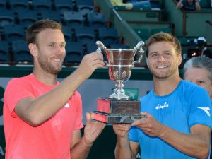 French Open champ Michael Venus hailed as role model for Māori tennis