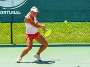 PAIGE HOURIGAN WINS 1ST ITF FUTURES SINGLES TITLE