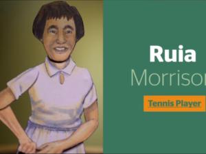 Trailblazers: Ruia Morrison